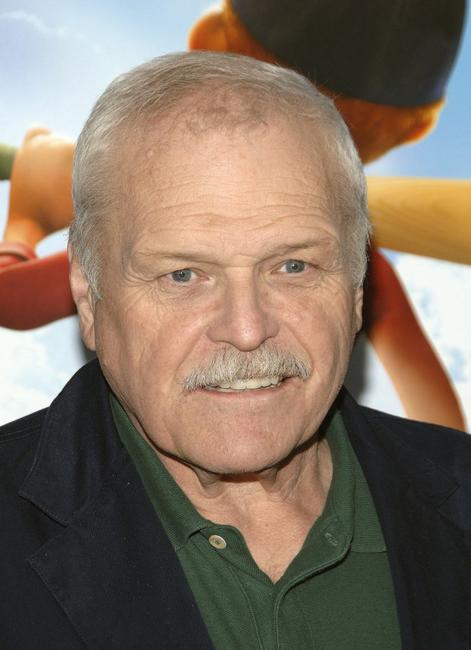 Brian Dennehy at the New York premiere of