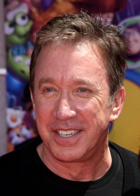 Tim Allen at the California premiere of