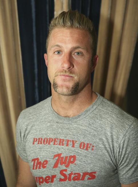 Scott Caan at the West Coast Store opening