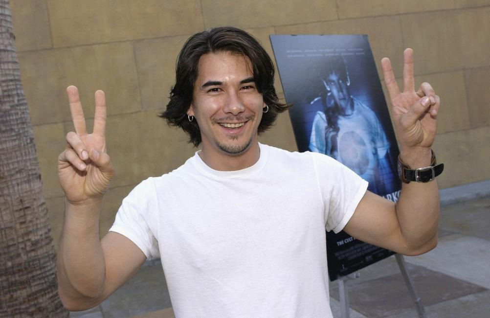 James Duval at the LA premiere of