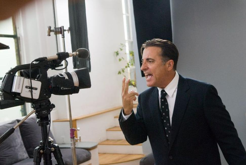 Andy Garcia in