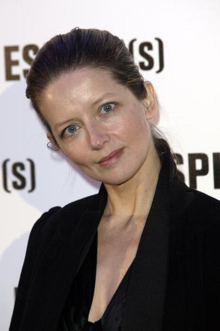 Laure Marsac at the Paris Premiere of