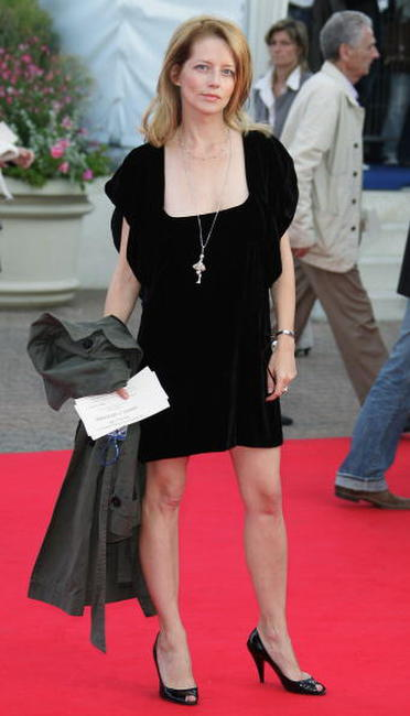 Laure Marsac at the premiere of