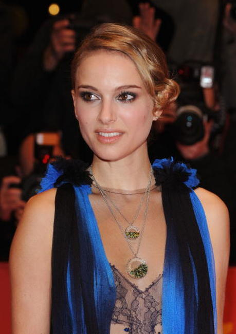 Actress Natalie Portman at