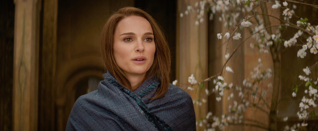 Natalie Portman as Jane Foster in