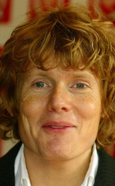 Julian Rhind-Tutt at the Q Awards 2004.