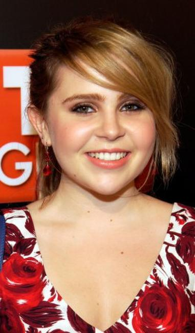 Mae Whitman at the TV Guide & Inside TV 2005 Emmy after party.
