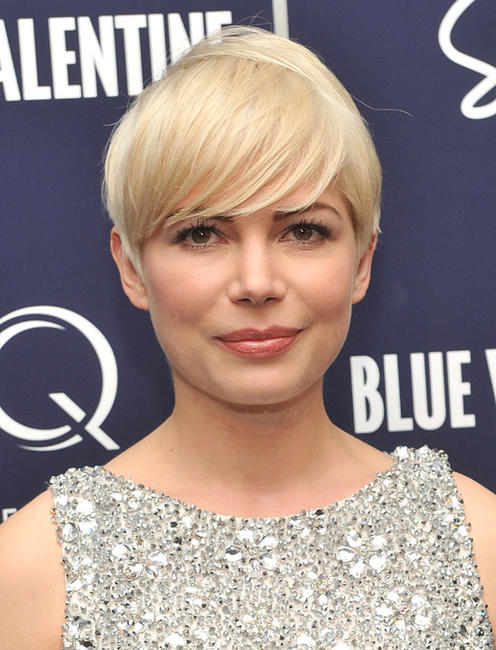 Michelle Williams at the New York premiere of