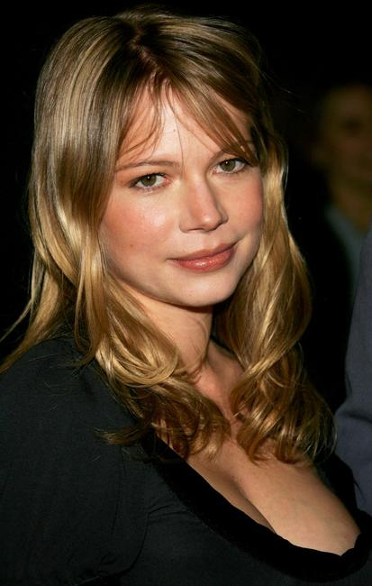 Michelle Williams at the special screening of