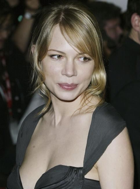 Michelle Williams at the Santa Barbara International Film Festival.