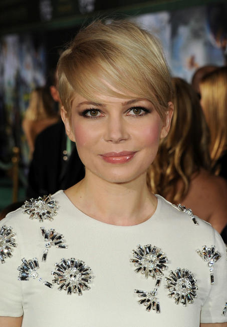 Michelle Williams at the California premiere of