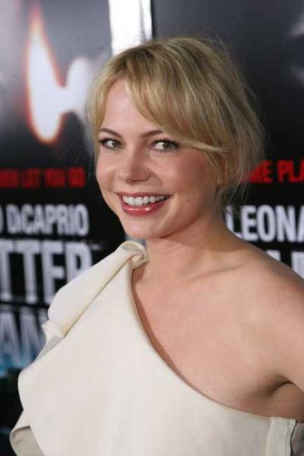 Michelle Williams at the New York special screening of