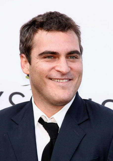 Joaquin Phoenix at Chrysalis' 5th Annual Butterfly Ball in L.A.