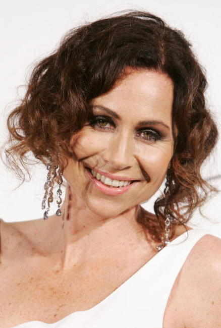 Minnie Driver at the Chopard and Valentino Party Dinner.