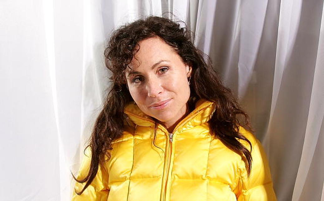Minnie Driver at the 2005 Sundance Film Festival.