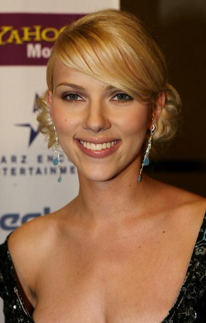 Scarlett Johansson at the Hollywood Film Festival premiere of