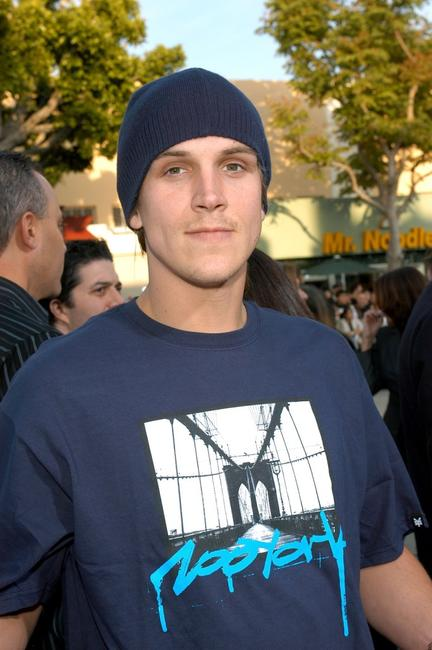 Jason Mewes at the California premiere of
