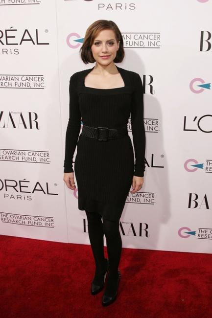Brittany Murphy at the L'Oreal Paris presents