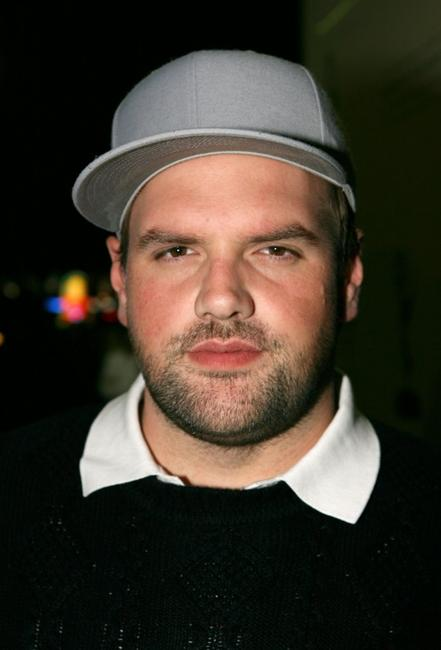 Ethan Suplee at the evening with