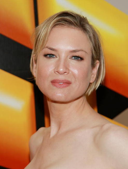 "Renee Zellweger at a screening of ""Bee Movie"" in New York City."