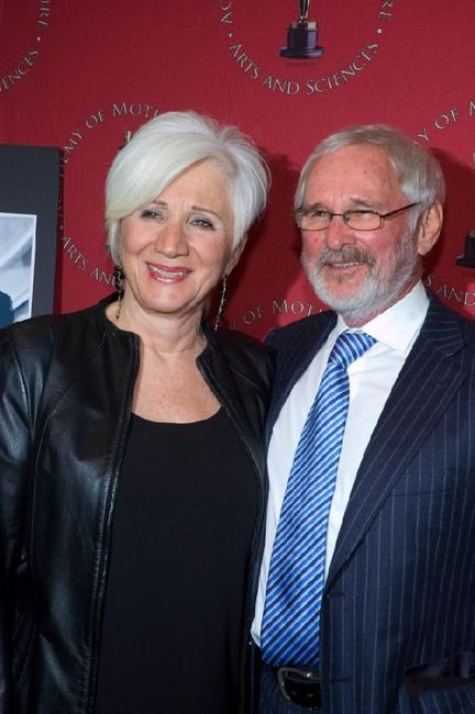 Olympia Dukakis and Norman Jewison at the Monday Nights With Oscar 20th Anniversary of 'Moonstruck.