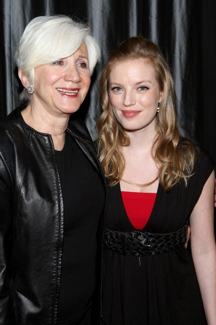Olympia Dukakis and Sarah Polley at the 2007 New York Film Critic's Circle Awards at Spotlight.