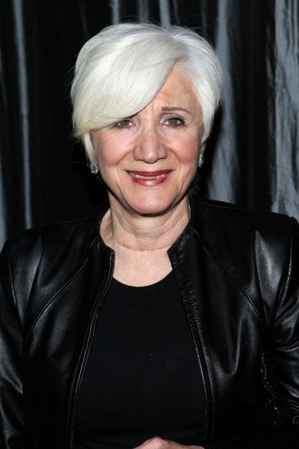 Olympia Dukakis at the 2007 New York Film Critic's Circle Awards at Spotlight.