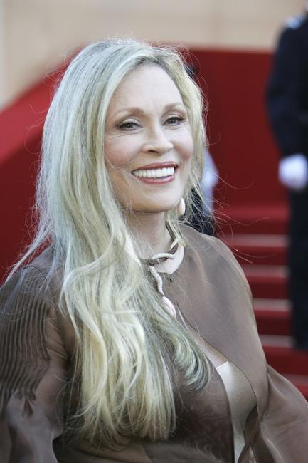 Faye Dunaway at the 59th International Cannes Film Festival for the premiere of