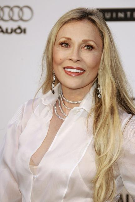 Faye Dunaway at the Cinema Against AIDS 2006.