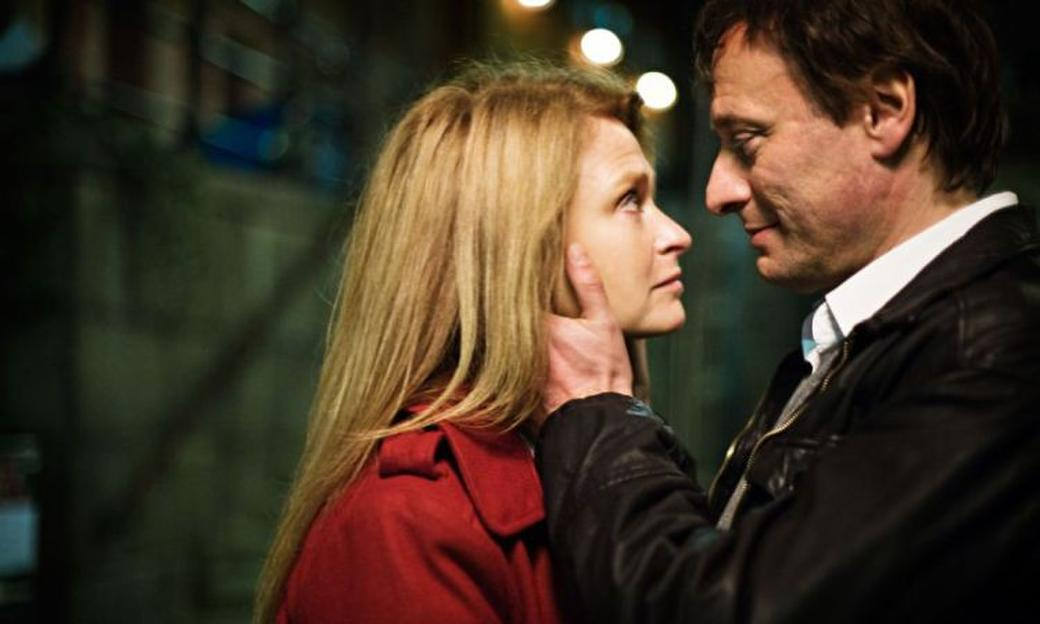 Lena Endre and Michael Nyqvist in
