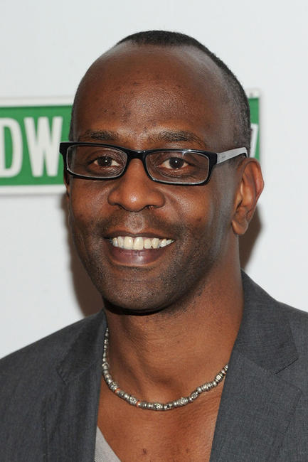 K. Todd Freeman at the after party of Broadway opening night of the