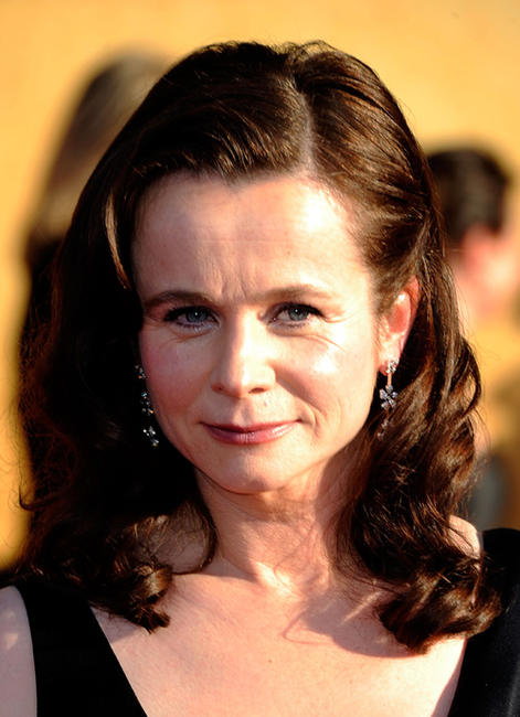 Emily Watson at the 18th Annual Screen Actors Guild Awards in California.