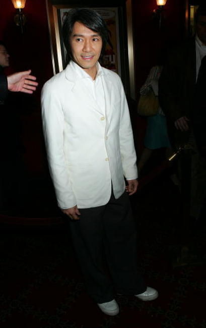 Stephen Chow at the premiere of