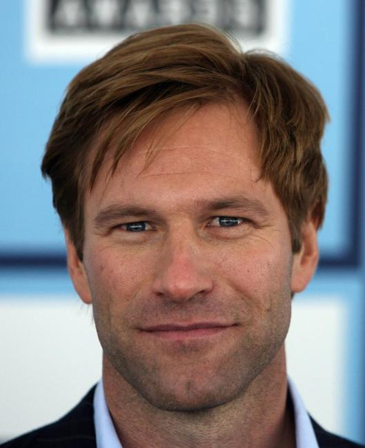 Aaron Eckhart at the 2008 Spirit Awards.