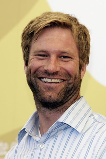 Aaron Eckhart at the photocall of