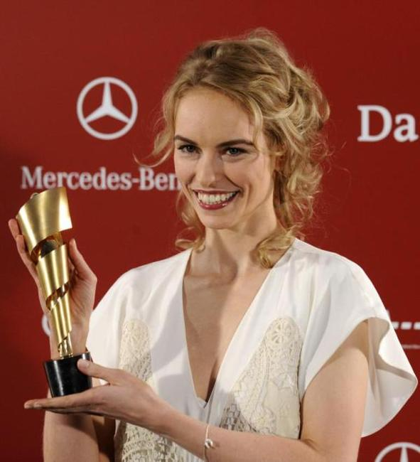 Nina Hoss at the German Film Awards 2008.