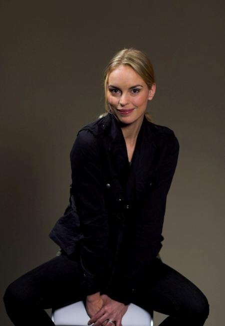 Nina Hoss at the promotion of