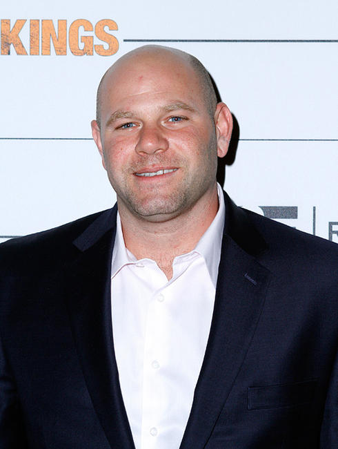 Domenick Lombardozzi at the New York premiere of
