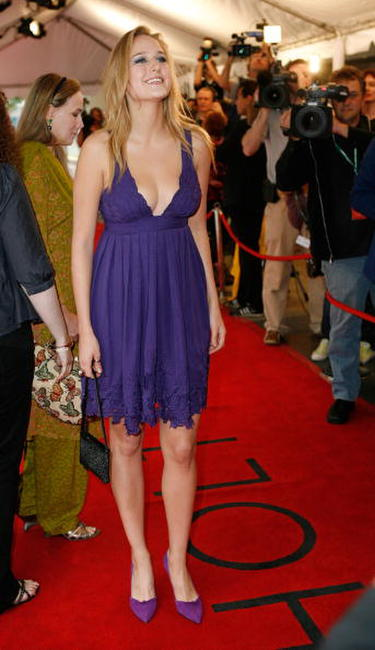 Actress Leelee Sobieski at the premiere of