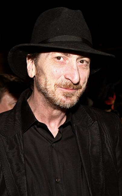 Frank Miller at the birthday party in Luxor Resort and Casino.