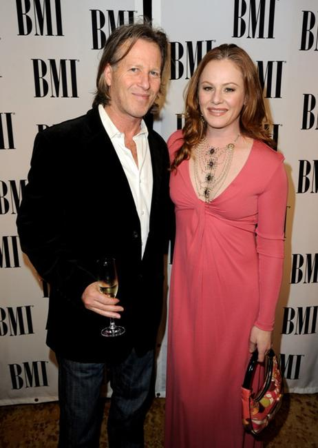 Stephen Nemeth and Blake Lindsley at the 2010 BMI Film and Television Awards.