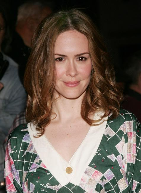 Sarah Paulson at the special screening of
