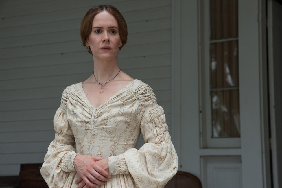 Sarah Paulson as Mistress Epps in