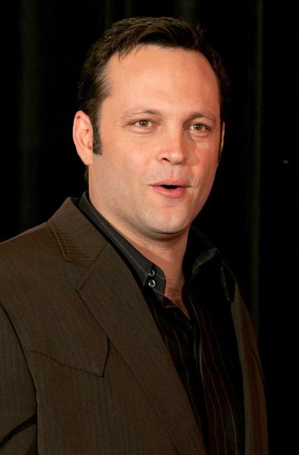 Vince Vaughn at the 41st Annual Academy Of Country Music Awards.