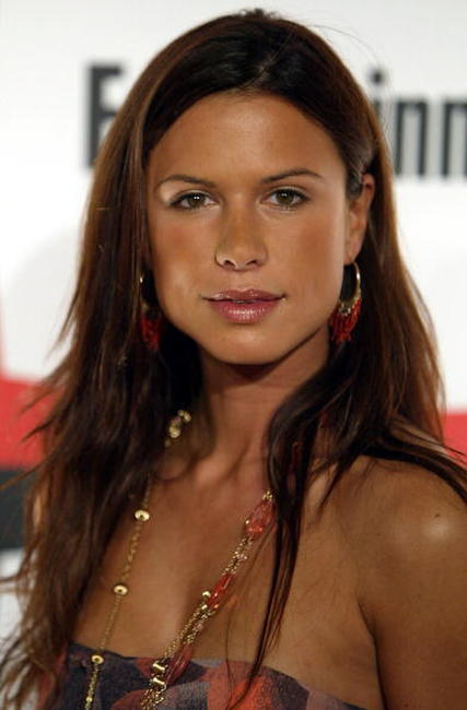 Rhona Mitra at the Entertainment Weekly 2nd Annual Emmy Party in L.A.