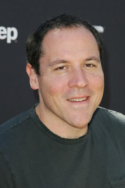 Jon Favreau at the Tony Hawk's proving ground stand up for skateparks event.