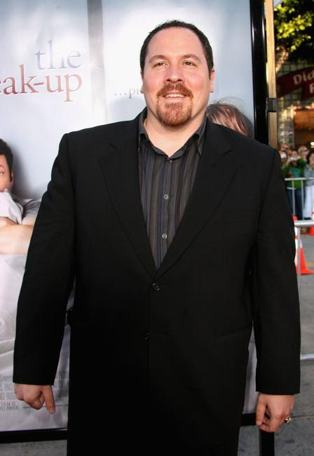 Jon Favreau at the world premiere of the