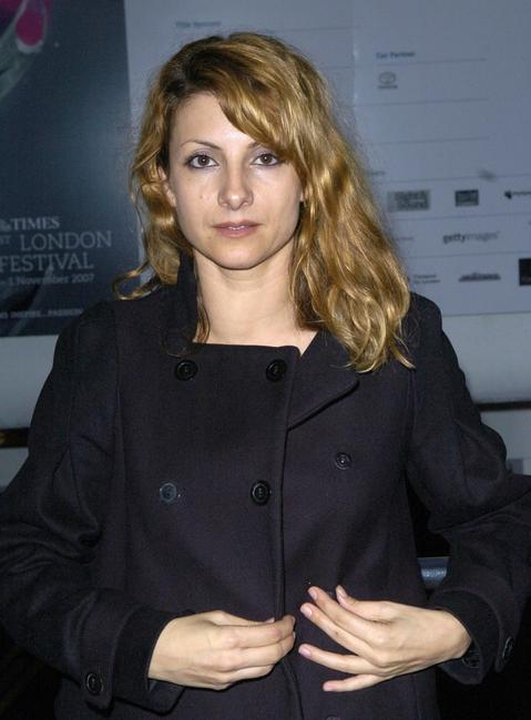Najwa Nimri at the premiere of