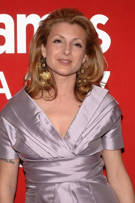 Najwa Nimri at the Fotogramas Magazine Silver Awards 2007.