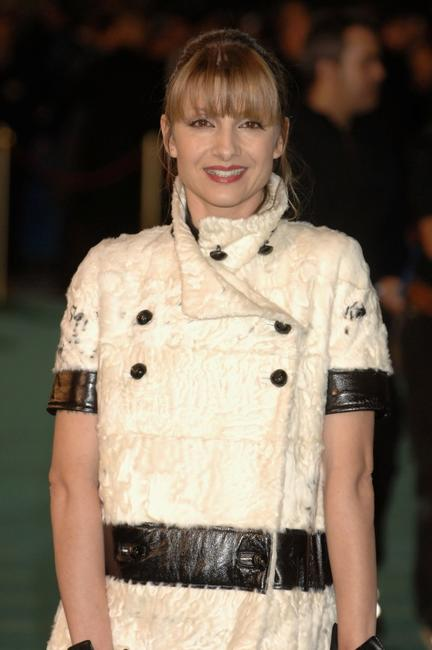 Najwa Nimri at the Goya Cinema Awards ceremony.
